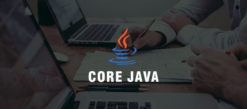 Core Java  Training Institute